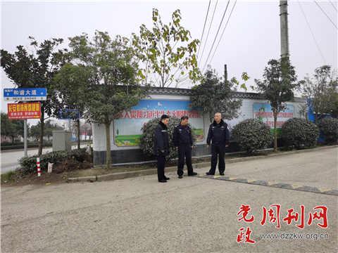 立即行动!汉中交警一大队迅速排查安全隐患 全力应对恶劣天气